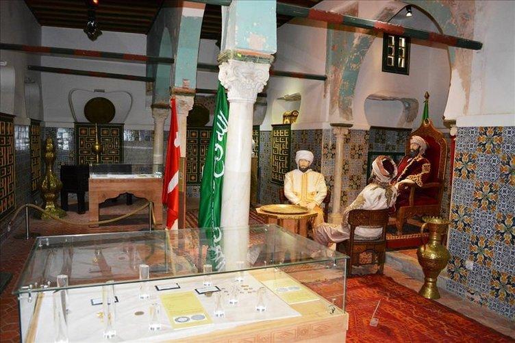 Osmanlı mirası Hacı Ahmed Bey Sarayı