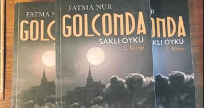 Golconda Saklı Öykü kitapçılarda