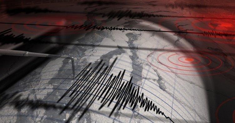 Son dakika: Ülke şokta! 6.8 şiddetinde deprem!