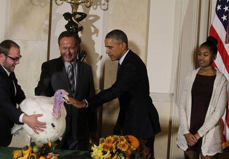 Obama canlarını bağışladı