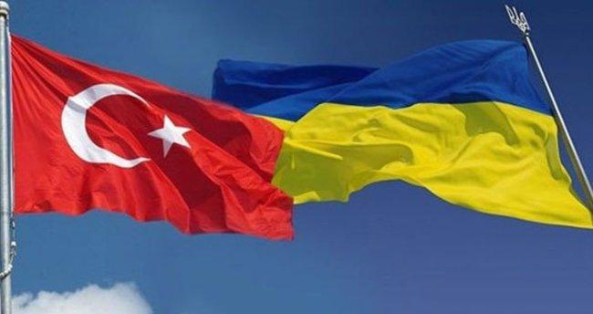 Ukrayna ile kombine yük taşımacılığı anlaşması