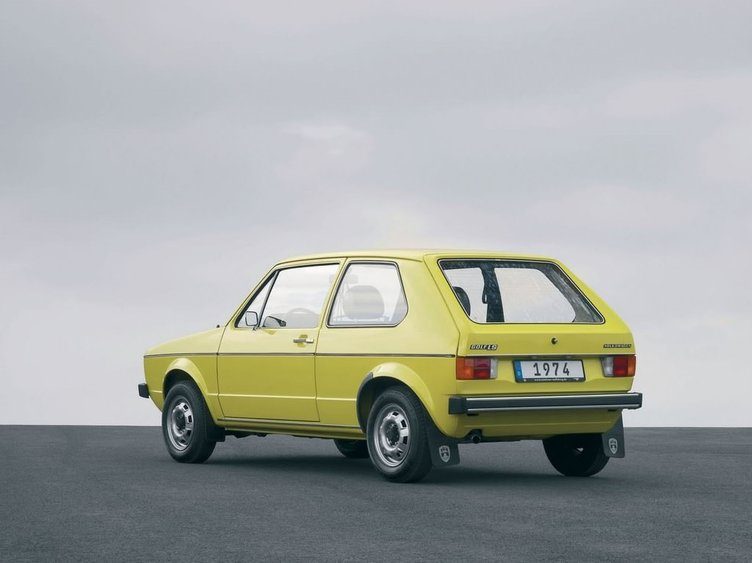 Dünden bugüne Volkswagen'in efsane modeli Golf