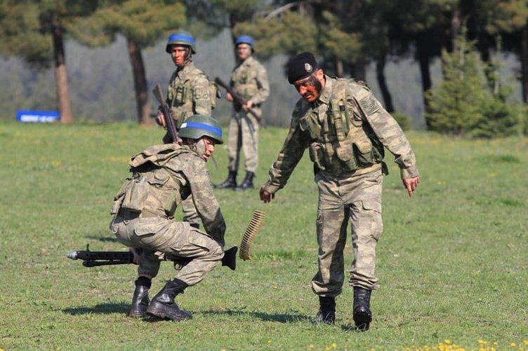 Türk ordusunun gizli kahramanları astsubayları