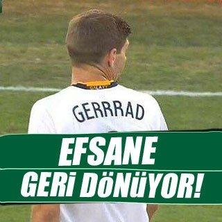 Klopp'tan Gerrard'a yeşil ışık