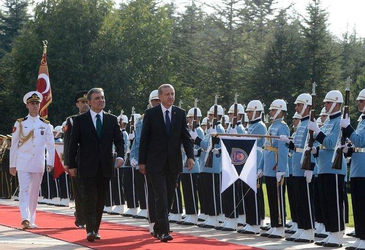 Fotoğraflarla Cumhurbaşkanı Erdoğan'ın bir yılı