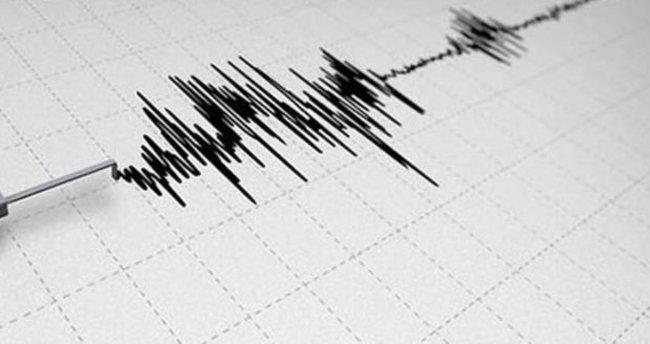 Makedonya'daki deprem