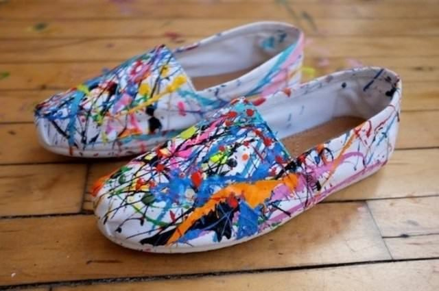 Eskimiş ayakkabılarınıza ilham olacak 15 örnek