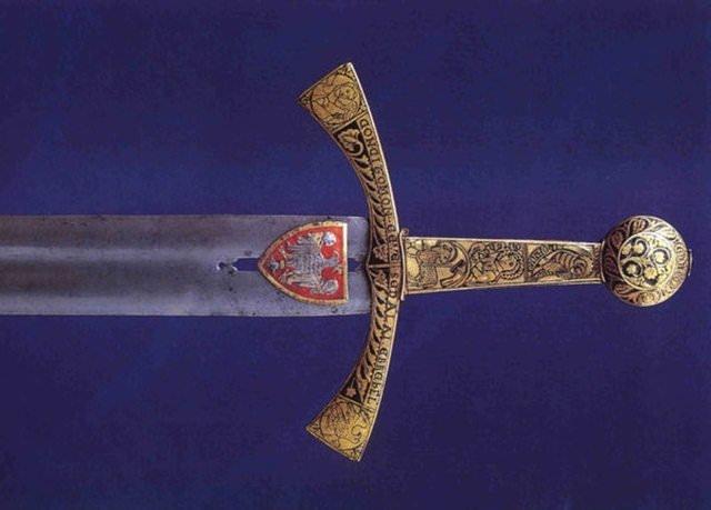 Tarihe yön veren efsanevi kılıçlar!