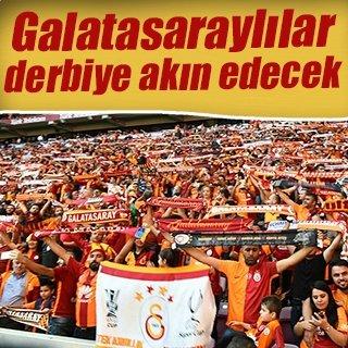 Galatasaray taraftarı Kadıköy'de olacak