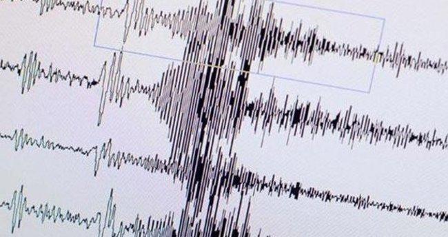 O ülkede deprem! Çok sayıda ölü var