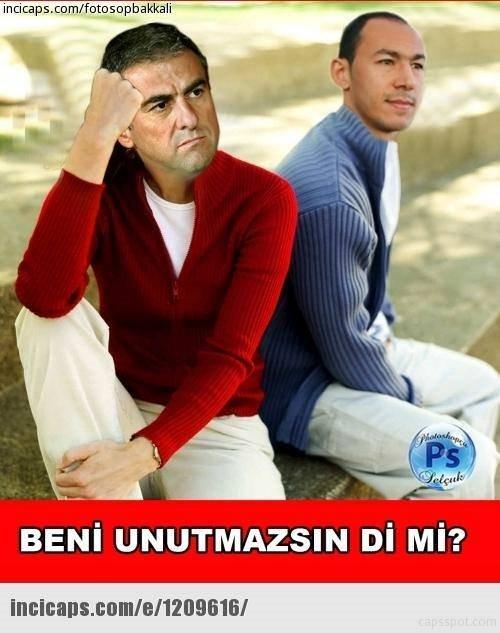 Galatasaray'dan ayrılan Hamzaoğlu capsleri
