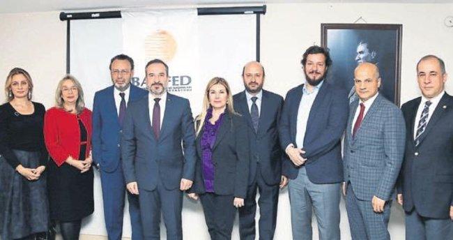 İş dünyası İzmir'de toplanacak