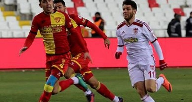 Sivasspor - Göztepe maç sonucu