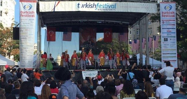 Washington'da Türk festivali düzenlendi