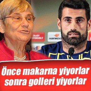 Canan Karatay, Volkan Demirel'in neden gol yediğini açıkladı!