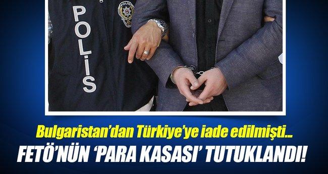 FETÖ'nün para kasası tutuklandı!