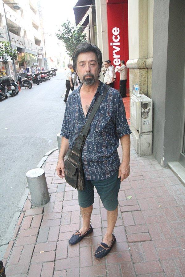 Oyuncu Osman Cavcı yıllar sonra ortaya çıktı
