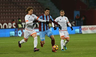 Trabzonspor, 36 yıldır deplasmanda Adanaspor'a yenilmiyor