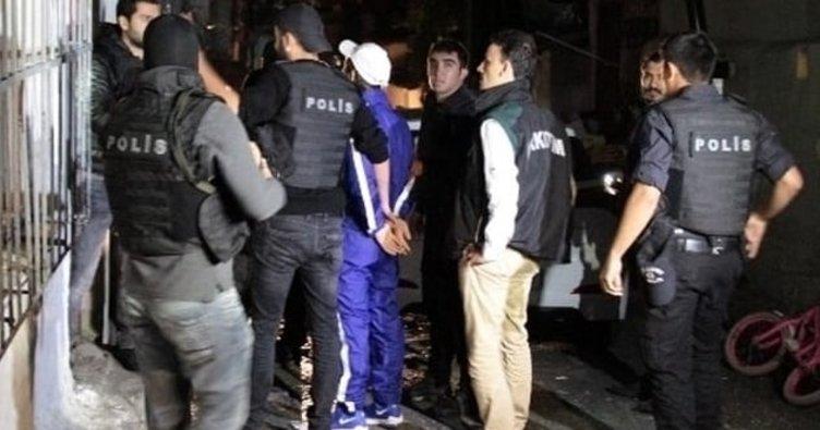 İstanbul'da uyuşturucu operasyonu düzenlendi