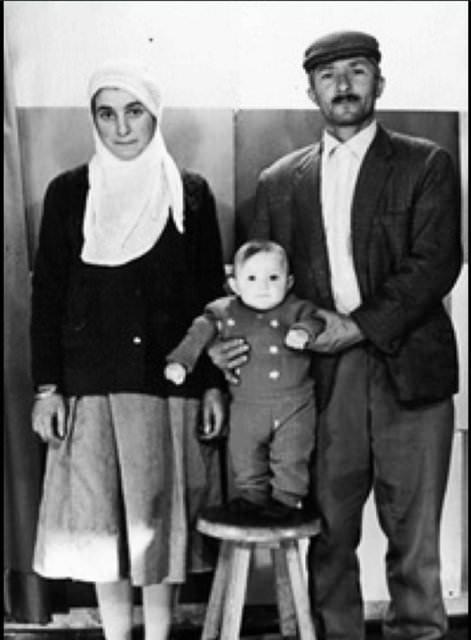 Bir zamanların göçmen aileleri