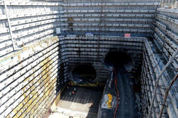 Avrasya Tüneli'nde son 15 ay