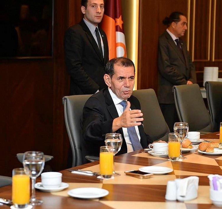 Galatasaray'a ya men ya da yasak!
