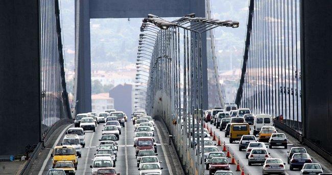 Köprü ve otoyollar para basıyor!