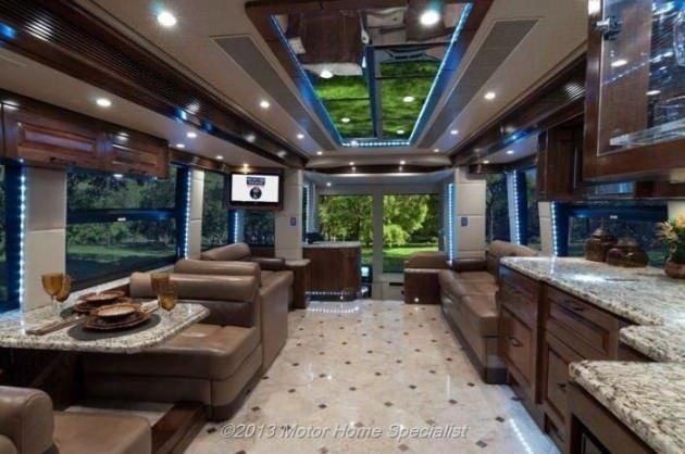 Daha önce böyle karavan gördünüz mü?