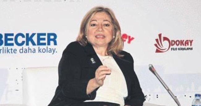 Türk ekonomisinde kadın itici güç