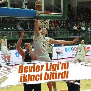 Banvit, Şampiyonlar Ligi'nde grubunu ikinci sırada tamamladı
