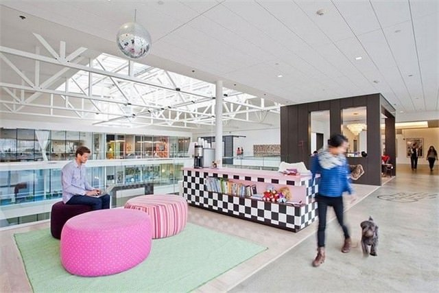 Dünyanın en havalı ofisleri