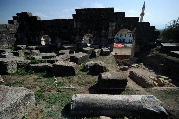 Konuralp Antik Şehri