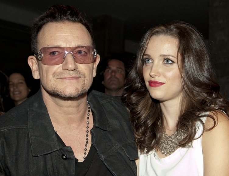 Eve Hewson, 23 (U2 solisti Bono'nun kızı)