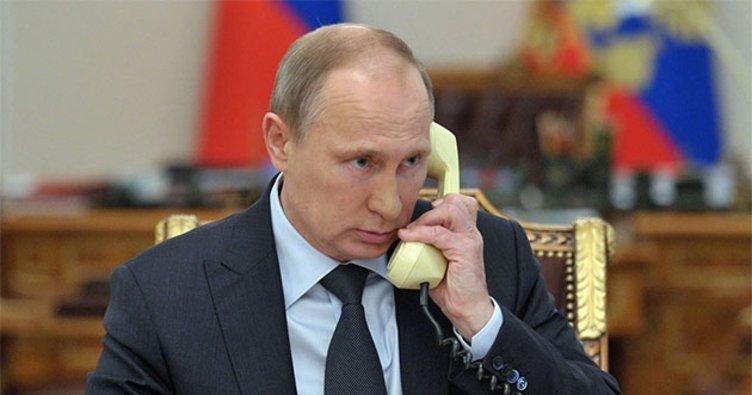 Putin, Suudi Arabistan Kralı Selman ile Katar'ı görüştü