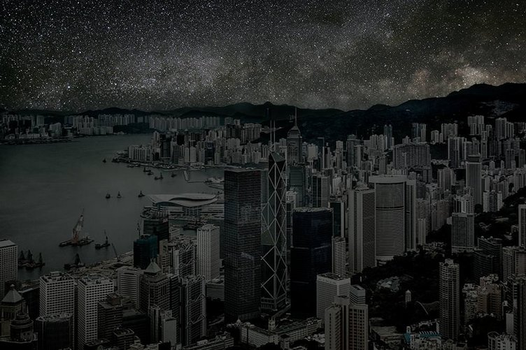 Karanlığa gömülen şehirler