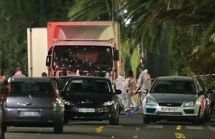 Fransa saldırısında dikkat çeken ayrıntı!