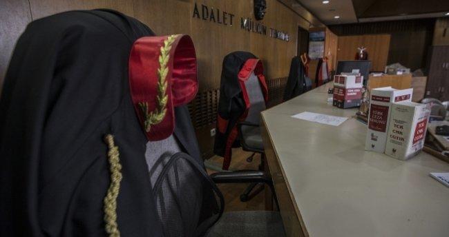 109 askeri hakim ihraç edildi