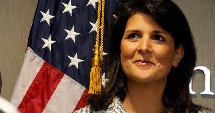 ABD'nin BM Temsilcisi Nikki Haley, İsrail'i ziyaret edecek!