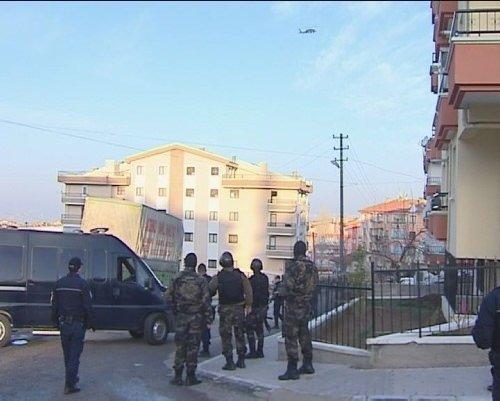 Ankara'da çifte saldırıyla ilgili operasyon