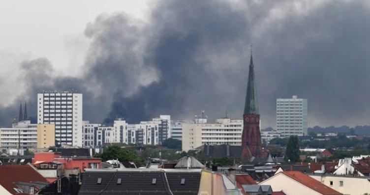G20 zirvesi duman altında başlıyor! Almanya'da...
