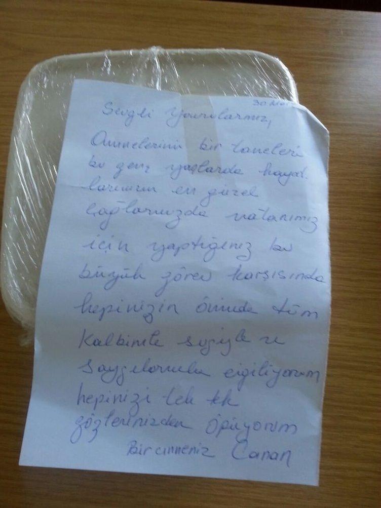 Sevgi paketleri Yüksekova'da