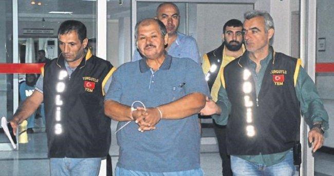 Gülen'in yeğeninin eşi yakayı ele verdi