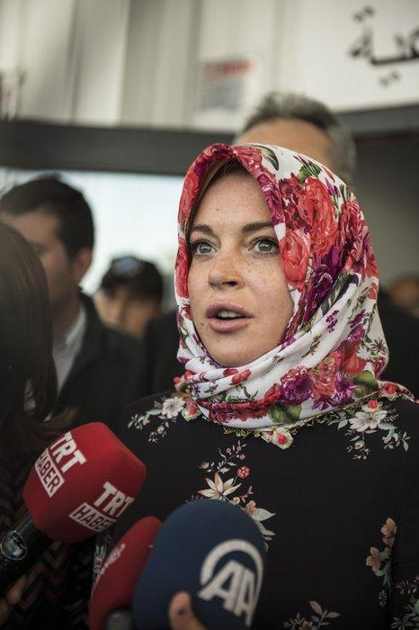 Ne istiyorsunuz Lindsay Lohan'dan?