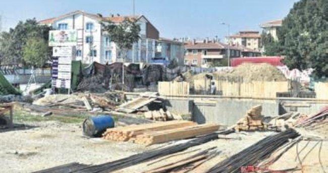 Yeni bir aile merkezi Büyük Kayaş'ta yükseliyor