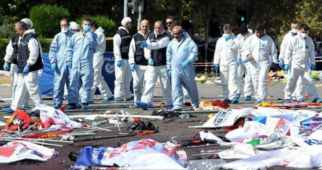 Ankara Garı önündeki terör saldırısı davası başladı