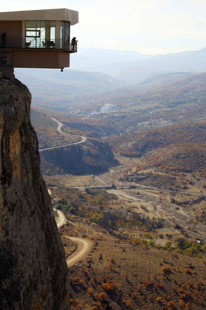 Anadolu'nun Büyük Kanyonu: Levent Vadisi