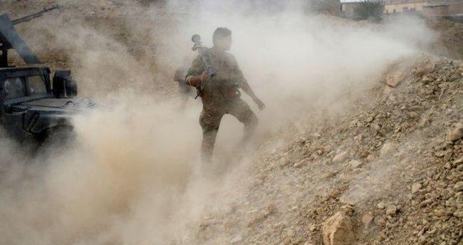 Musul'da bomba imha uzmanı bir albay hayatını kaybetti!