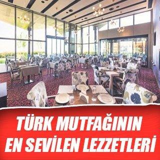 Türk mutfağının en sevilen lezzetleri