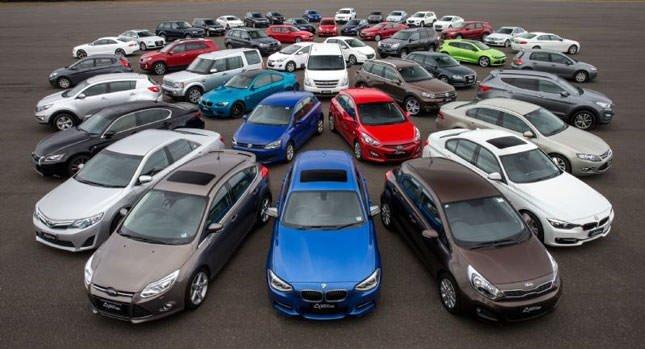 İşte otomobilde en çok tercih edilenler!
