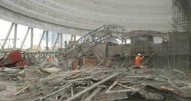 Çin'de facia! En az 40 işçi öldü